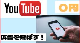 【0円で5秒お得】YouTubeの広告をなるはやで飛ばす方法、見ない方法【プレミアム加入じゃない】